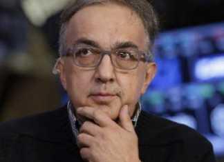 Sergio Marchionne di Fca