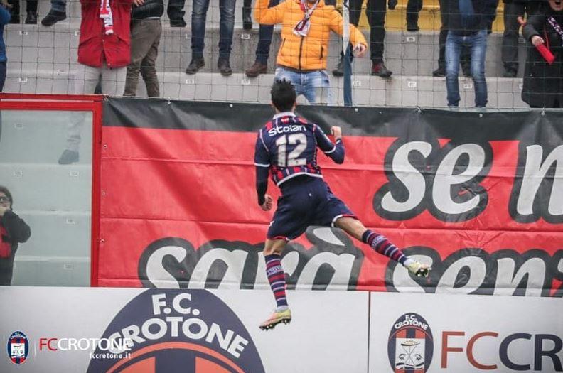 Stoian goal Crotone Empoli