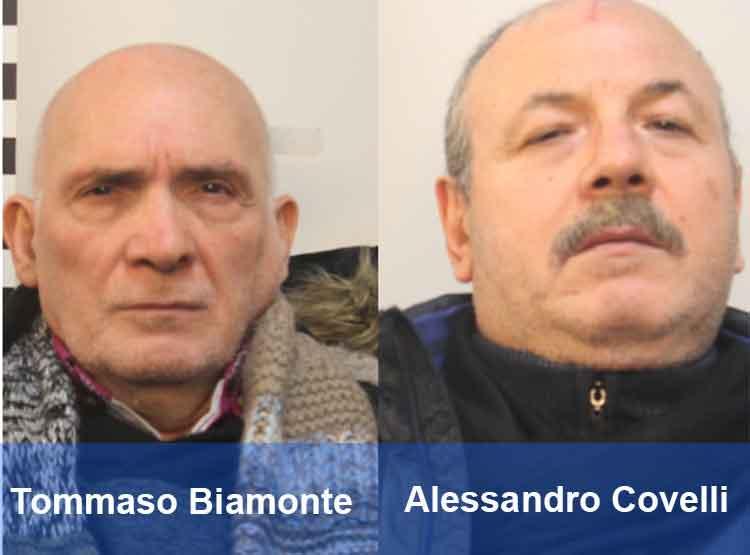 Evasi dal carcere di Voghera, arrestati a Crotone due latitanti