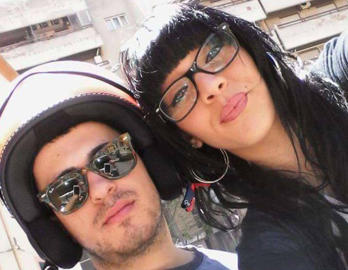 Ylenia Grazia Bonavera e Alessio Mantineo