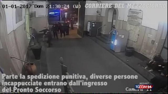 Aggressione di un medico a Catania, preso il branco