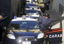 blitz carabinieri