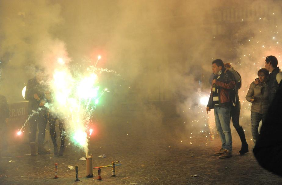Capodanno: botti, 184 i feriti, in calo