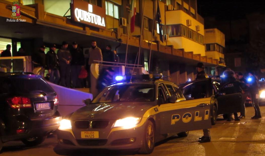 Sventato assalto a portavalori con gioielli Bulgari. Sette arresti