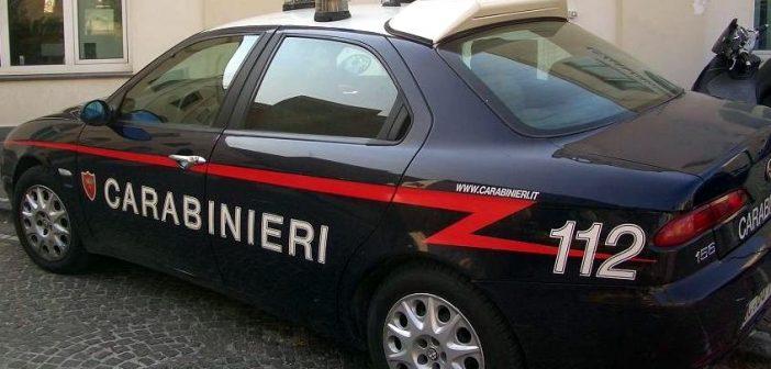 gazzella carabinieri