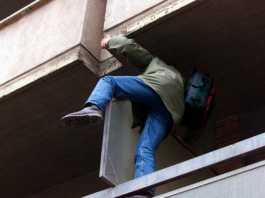 ladro acrobata