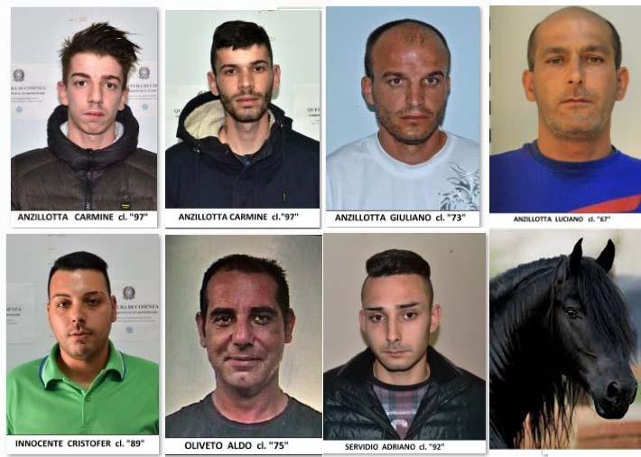 Droga: arresti polizia nel cosentino
