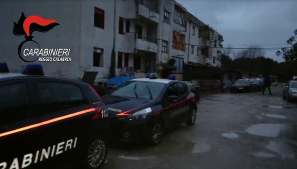 Operazione Restart nel quartiere Ciambra a Gioia Tauro