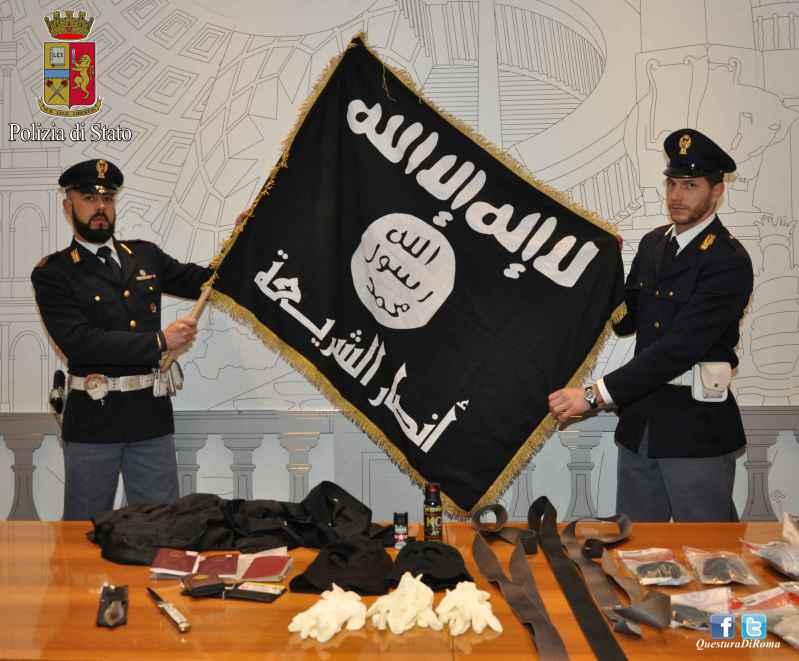 operazione terrorismo Black Flag