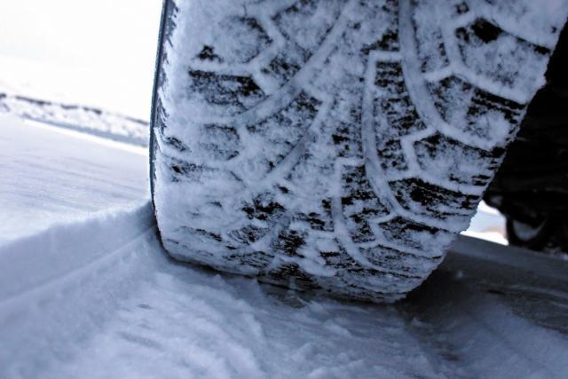pneumatici invernali strada neve