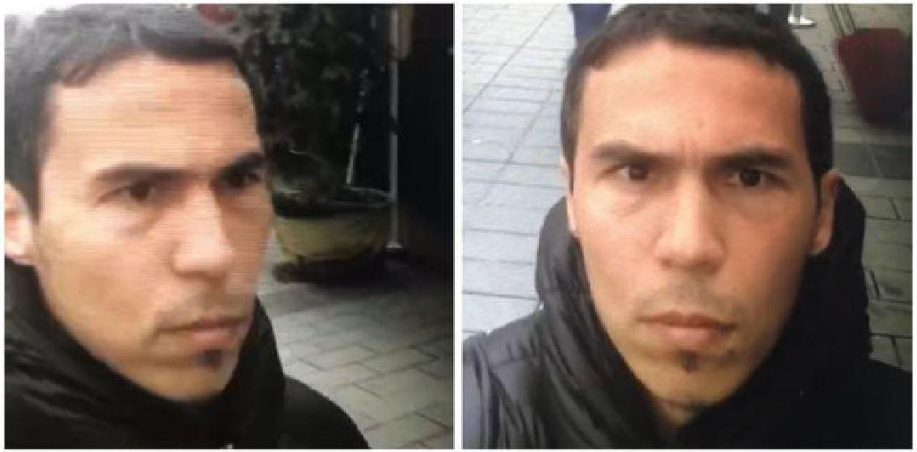 Il 25enne additato di essere l'autore della strage di Istanbul. Ma non è lui