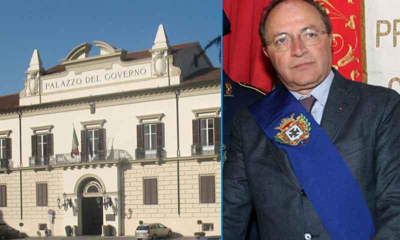Franco Iacucci è il nuovo presidente della Provincia di Cosenza