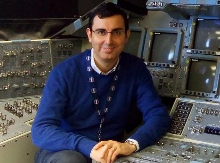 """Houston chiama Unical"", scienziato Alfredo Garro incontra studenti"