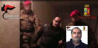 L'arresto di Antonino Princi