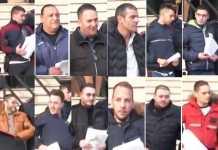 12 degli arrestati nel blitz antidroga a Cosenza