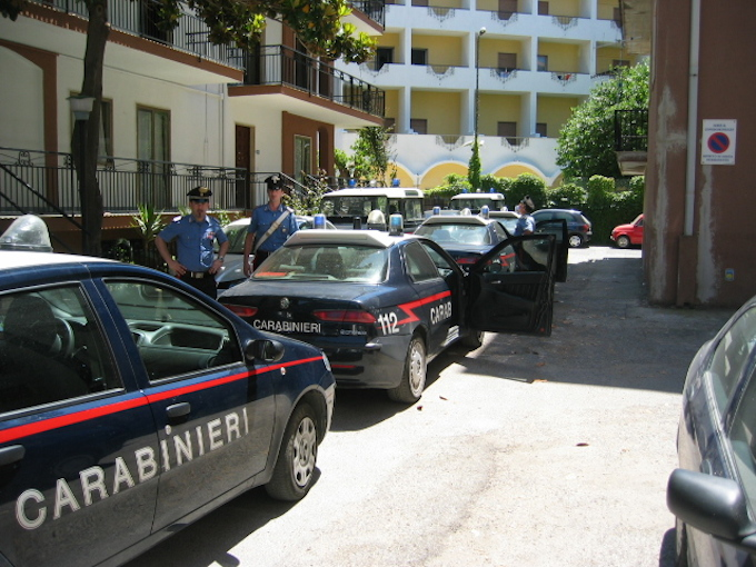 Carabinieri Compagnia Scalea