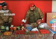 Carabinieri Munizioni Locri