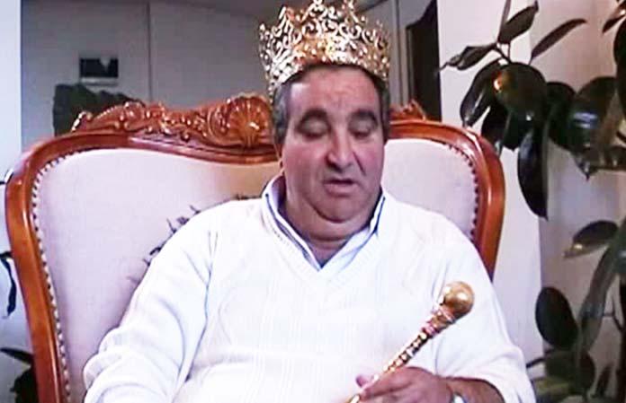 Il Re dei Rom Dorin Cioaba