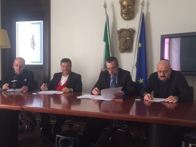 Un momento dell'incontro dell'Anec Calabria