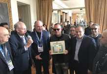 Le creazioni del maestro orafo Michele Affidato ai grandi della musica a Sanremo