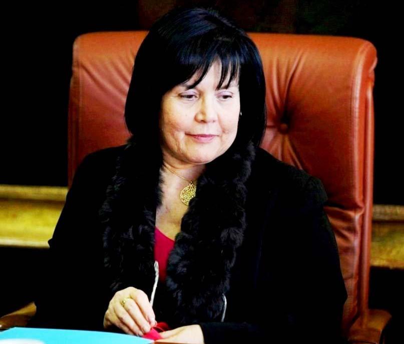 L'avvocato Margherita Corriere, presidente Associazione Matrimonialisti Calabria