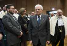 Mattarella all'Unical