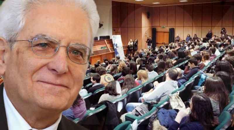 Università Calabria, Mattarella all'inaugurazione dell'anno accademico