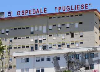 Ospedale pugliese Catanzaro