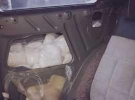 Panetti Cocaina Auto