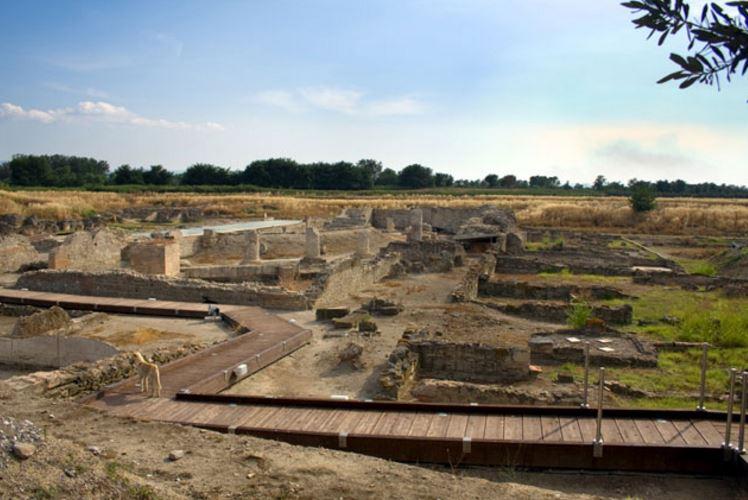 Sabato l inaugurazione del parco archeologico di sibari - Piano casa calabria 2017 ...