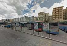 Piazzale Autolinee a Cosenza