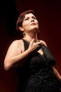 il mezzosoprano Teresa Iervolino