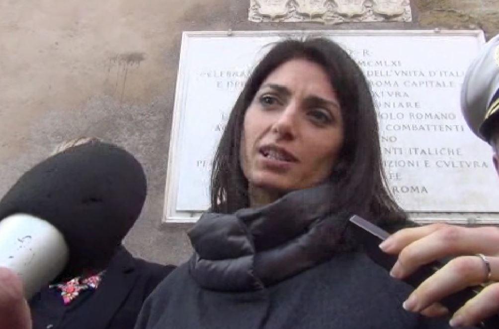 Virginia Raggi Roma