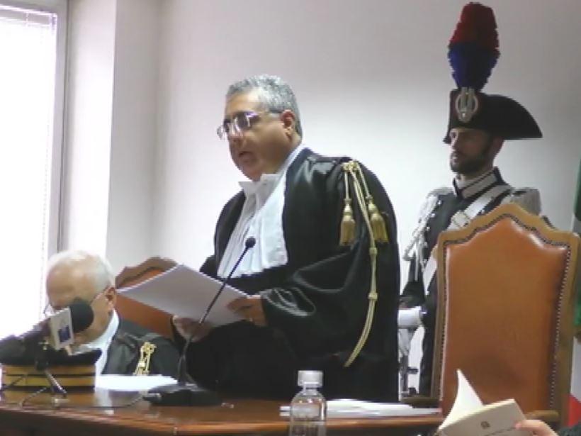 anno giudiziario del Tar Calabria