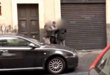 arresto blitz antidroga