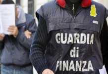 blitz Guardia di Finanza