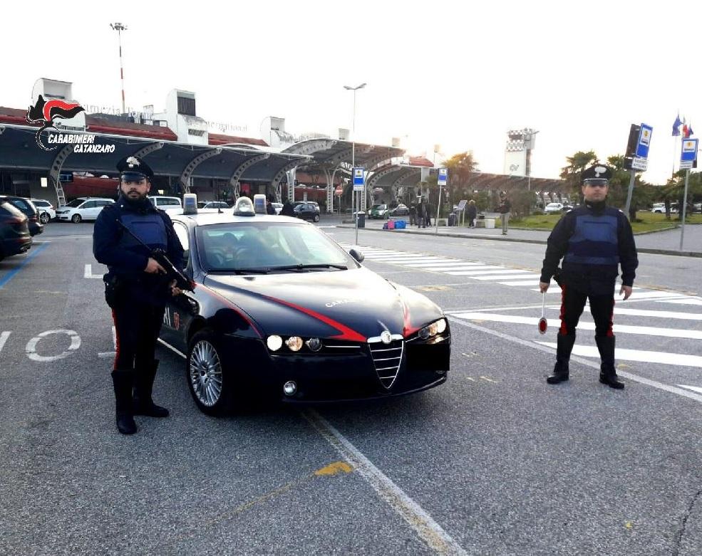rapine a Lamezia, arrestati due 31enni