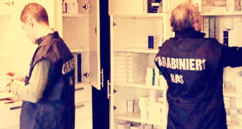 carabinieri nas farmacia