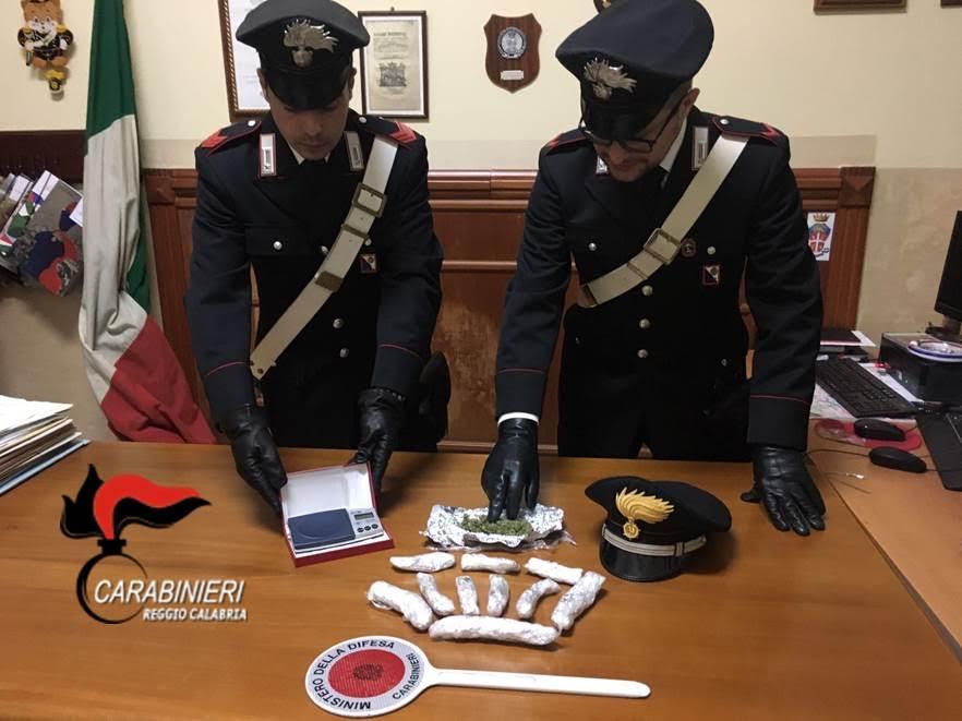droga carabinieri rosarno