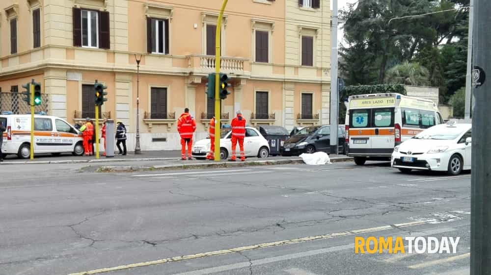 incidente via Nomentana