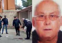 luogo omicidio Francesco Filippone a Locri e lo zio Sgrò Antonio