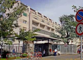 ospedale San Leonardo di Castellammare di Stabia