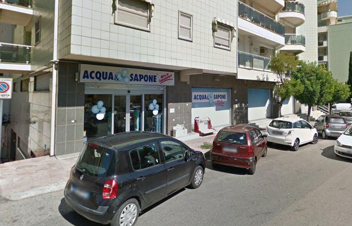 rapina Acqua&Sapone Cosenza