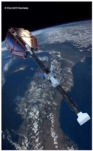 satellite su Italia