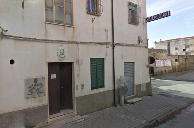 stazione carabinieri cetraro