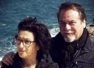 I coniugi Antonella Viviani e Emidio Diomede morti sotto il cavalcavia A14