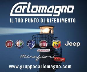 Banner Concessionaria Carlomagno quadrato