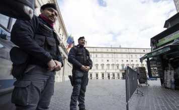 Controlli Roma vertice Ue Ansa