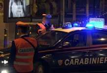 Controlli carabinieri posti di blocco movida