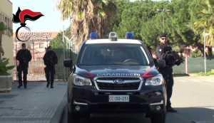 Forze anti terrorismo Arma Carabinieri Reggio